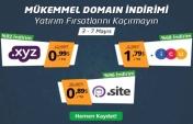 Mükemmel Domain İndirimi