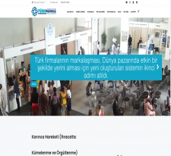 Türk Mahall Web Site Çalışmamız