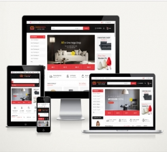 E-Ticaret Mobilya Web Sitesi