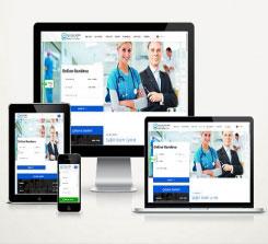 Doktor Klinik Web Site