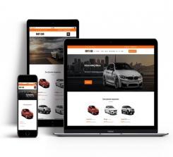 Rent A Car Web Site V2