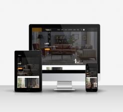 Mobilya Teşhir Web Sitesi